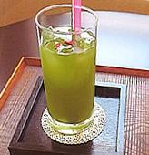 緑茶ミント(白玉付)