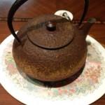 1、ずっと使っている南部鉄瓶 これで沸かしたら鉄分も補給できて一石二鳥!
