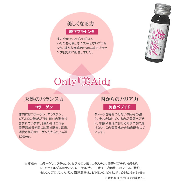 Only『美Aid』